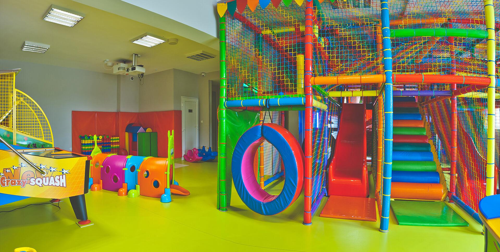 Centrum Zabaw dla Dzieci WidziMisie
